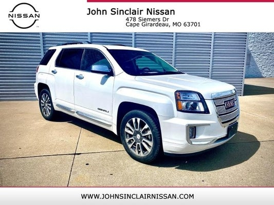 Used 2017 Gmc Terrain Denali In St Louis Mo