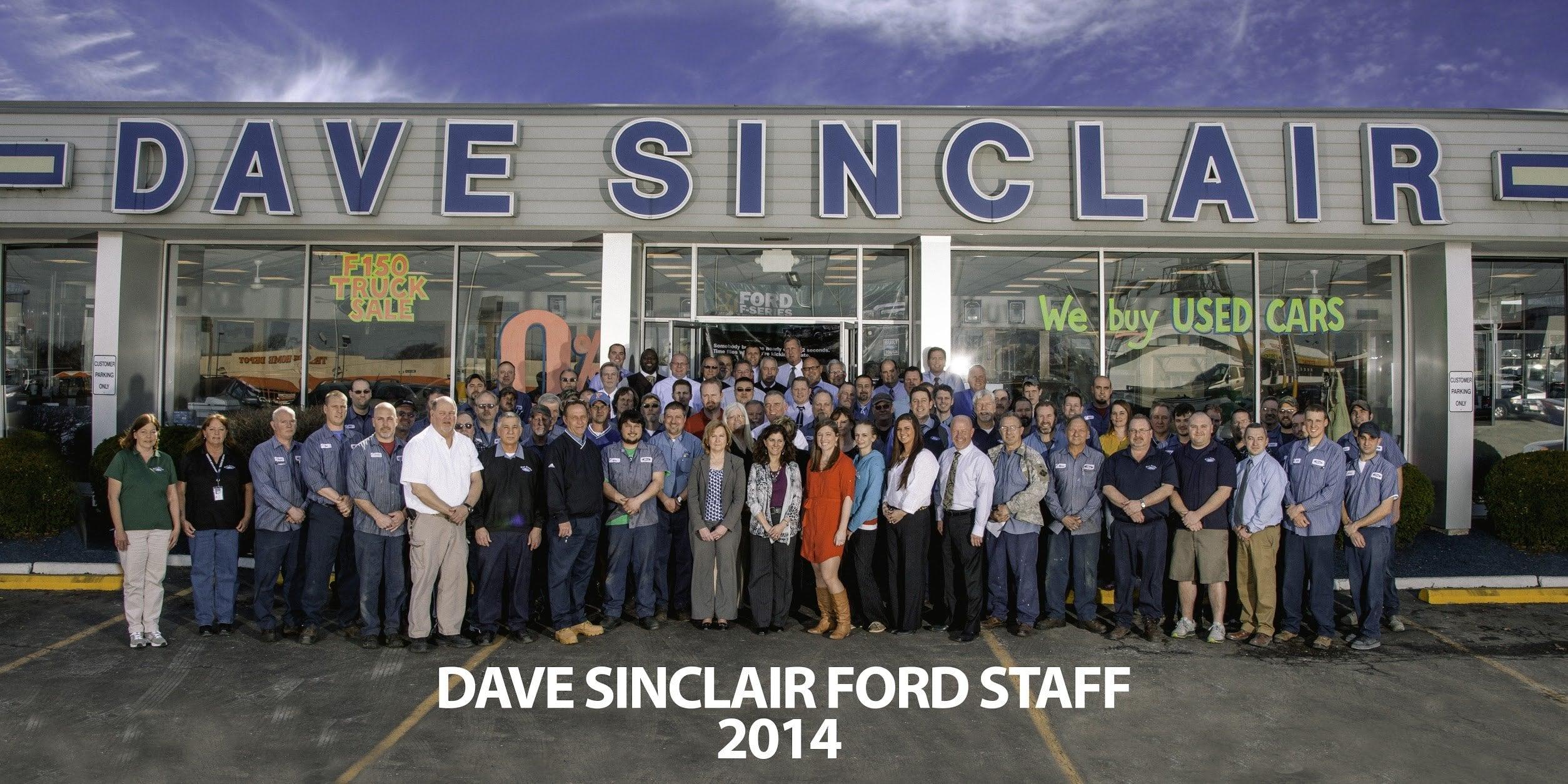 Ford Dealership Near Arnold Mo Dave Sinclair Ford